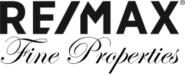 RE/MAX Fine Properties Logo